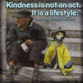 738 Relax and Succeed - Kindness is not an act