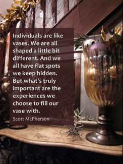 784 Relax and Succeed - Individuals are like vases