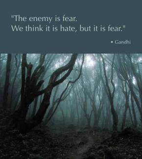818 Relax and Succeed - The enemy is fear