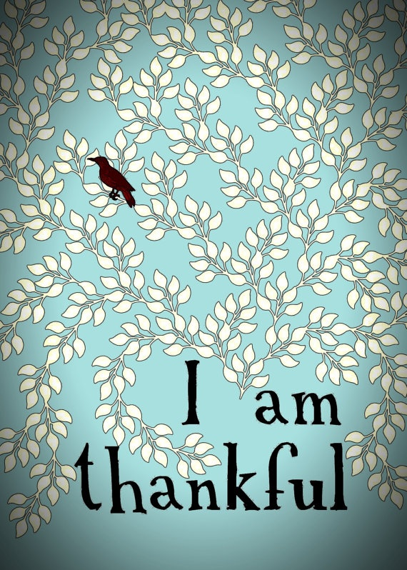 844 Relax and Succeed - I am thankful