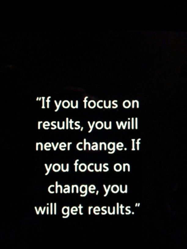 844 Relax and Succeed - If you focus on results