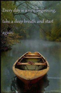 846 Relax and Succeed - Each day is a new beginning