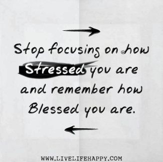 846 Relax and Succeed - Stop focusing on how stressed you are