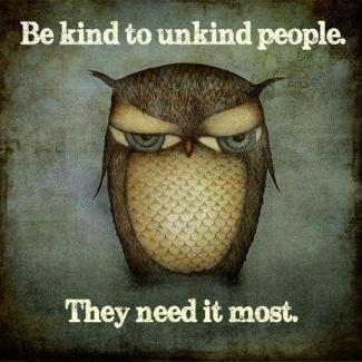 869 Relax and Succeed - Be kind to unkind people