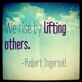 895 Relax and Succeed - We rise by lifting others