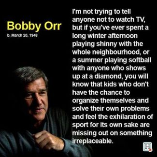 923 Relax and Succeed - Bobby Orr