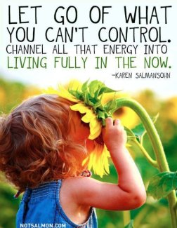 924 Relax and Succeed - Let go of what you can't control