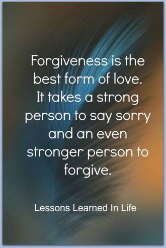 949 Relax and Succeed - Forgiveness is the best form