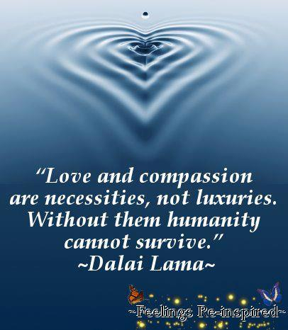 997 Relax And Succeed Love And Compassion Are Not Necessities