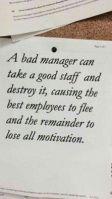 Compassionate Management