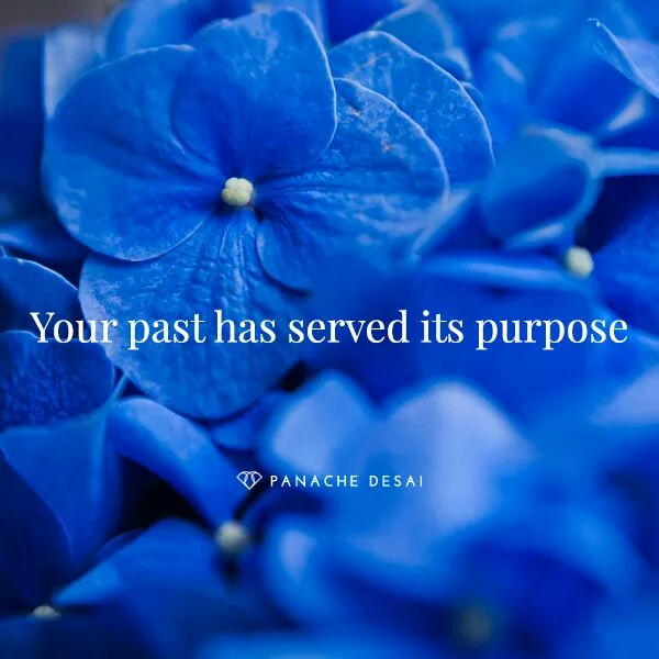 169 Relax and Succeed - Your past has served