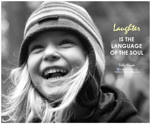 1239 Relax and Succeed - Laughter is the language of the soul
