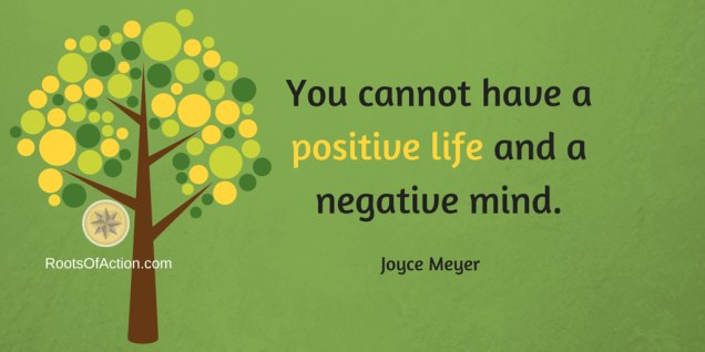 1249 Relax and Succeed - You cannot have a positive life