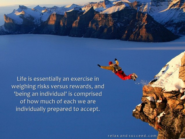 1299 Relax and Succeed - Life is essentially an exercise