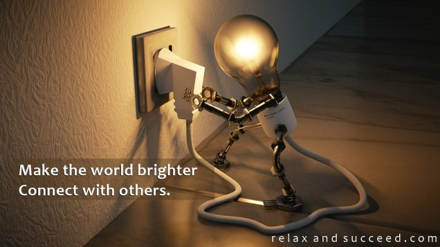 1317 Relax and Succeed - Make the world brighter