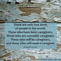 The Caregiver Files: Anger and Guilt