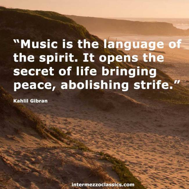 1468 Relax and Succeed -Music is the language of teh spirit