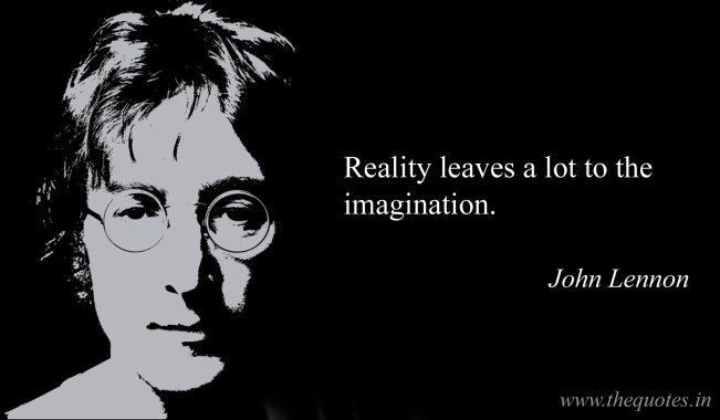 1483 Relax and Succeed - Reality leaves a lot to the imagination