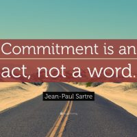 The Nature of Commitment