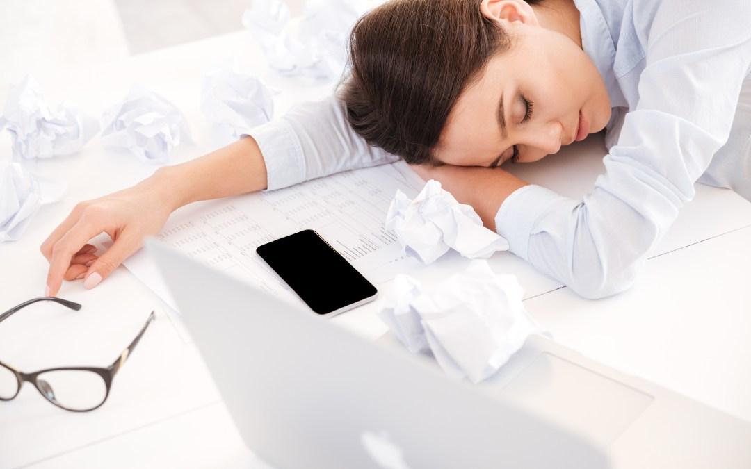 Comment récupérer rapidement du manque de sommeil