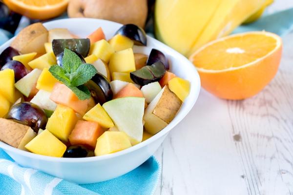 Une alimentation équlibrée pour se maintenir en bonne santé