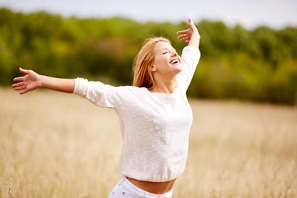 Le bonheur - Sourire et respirer des sources du bonheur