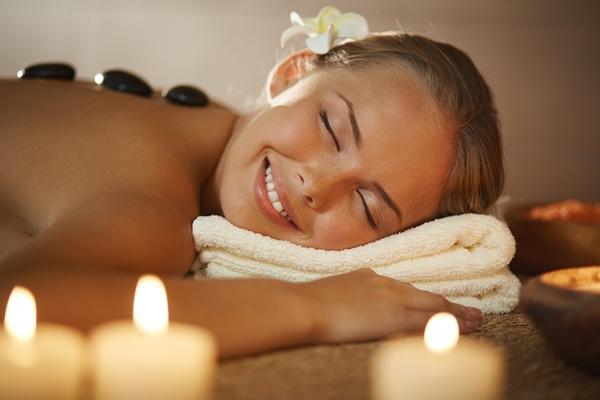 Être heureux grâce au massage