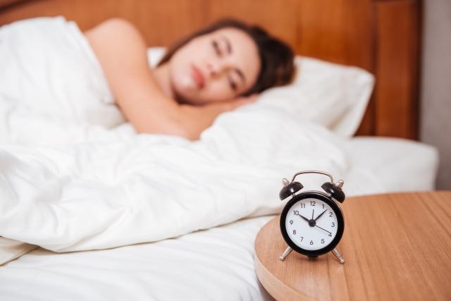Combattre l'anxiété généralisée - Dormir tôt