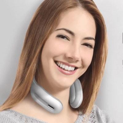 appareil de massage cervicales portable