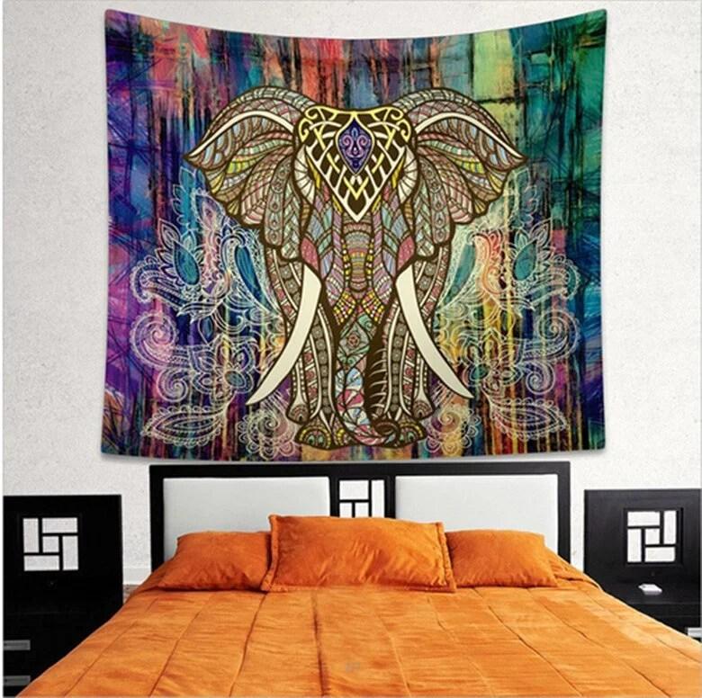 Elephant MultiCouleur