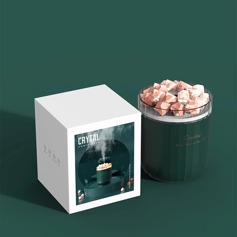 Humidificateur Portable package