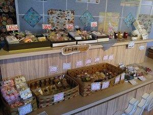 日持ちする洋菓子の写真