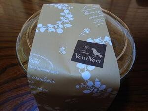 ヴァンベールで買ったお菓子の写真