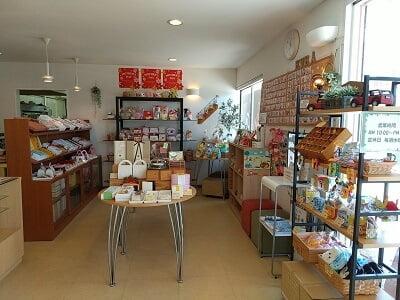 パティスリーeveの店内の雰囲気の写真