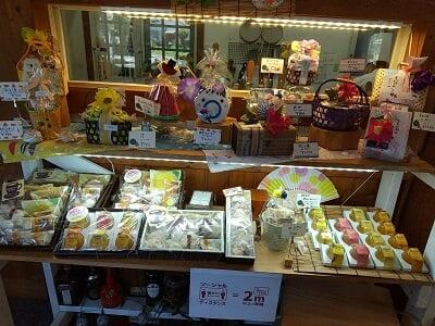 メルティスプーンのギフト菓子の写真