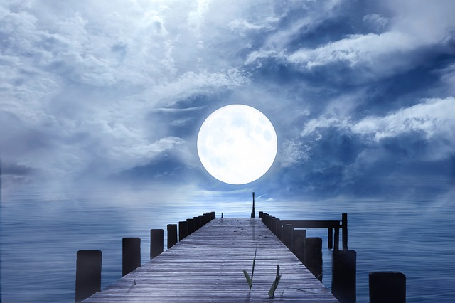 Full Moon Yoga and Guided Meditation