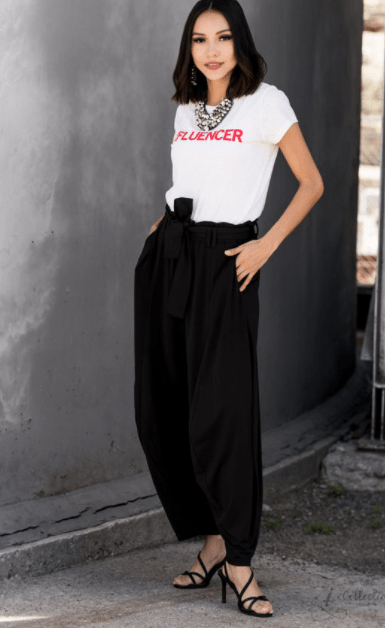 Relaxed Outfit with Ambitious from Zi Collection