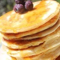 (español) Los pancakes de Donald Duck