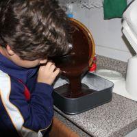 Brownies al cioccolato, CUCINANDO SI IMPARA…… anche l'inglese