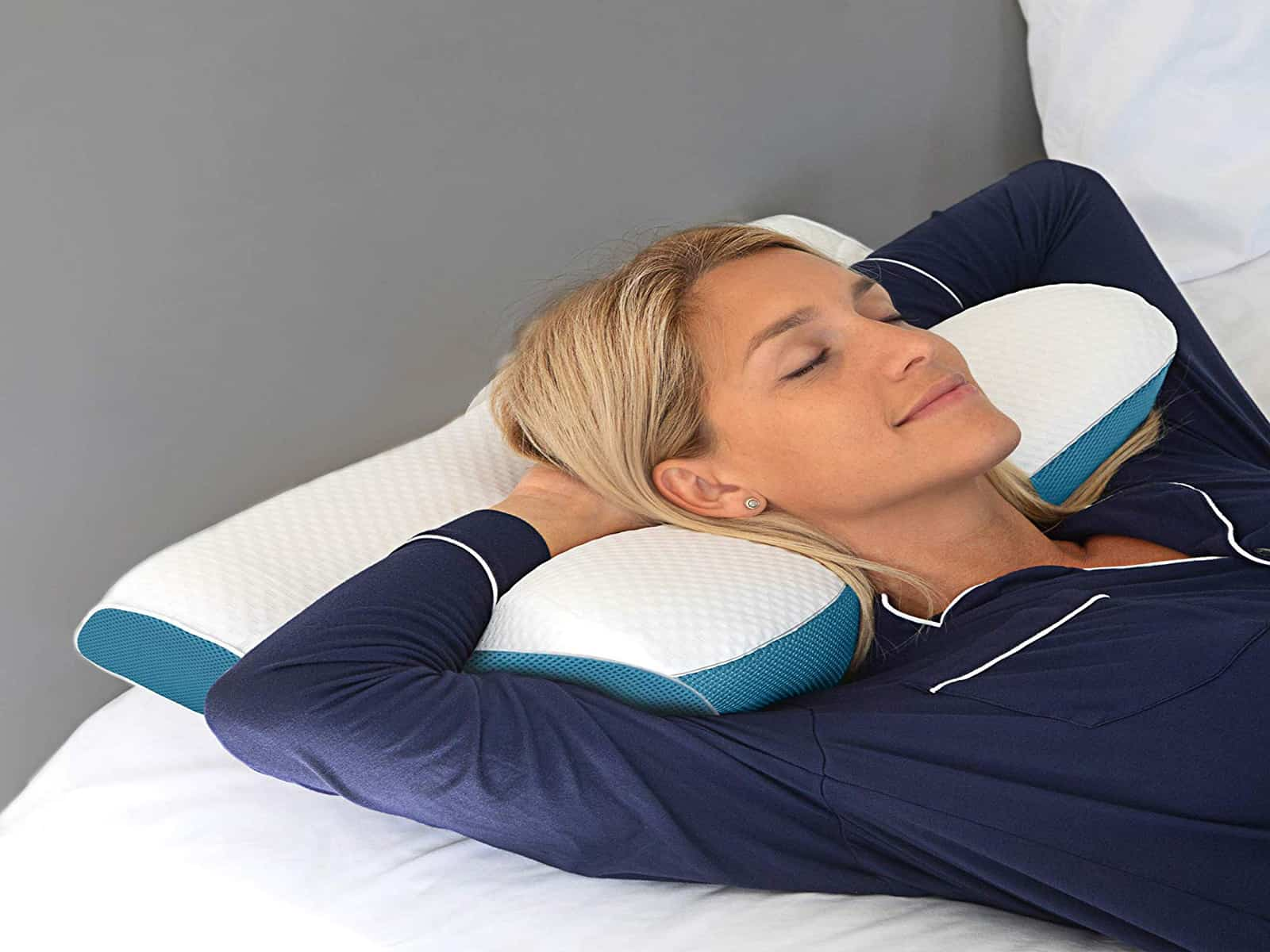 best pillow for sore neck and shoulders
