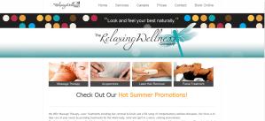 holistic health Calgary SE website