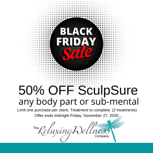 Sculpsure Warmsculpting bodycontouring offer in Calgary SE