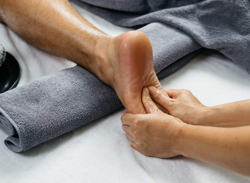 Thai Foot Massage Calgary