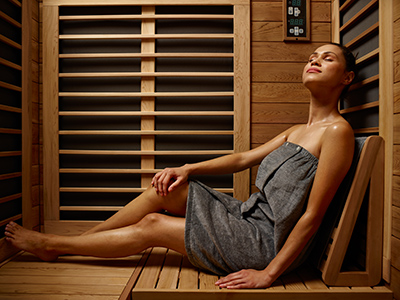 used brookstone massage chair minnie mouse table and chairs best far infrared sauna reviews 2018 - (buyer's guide)