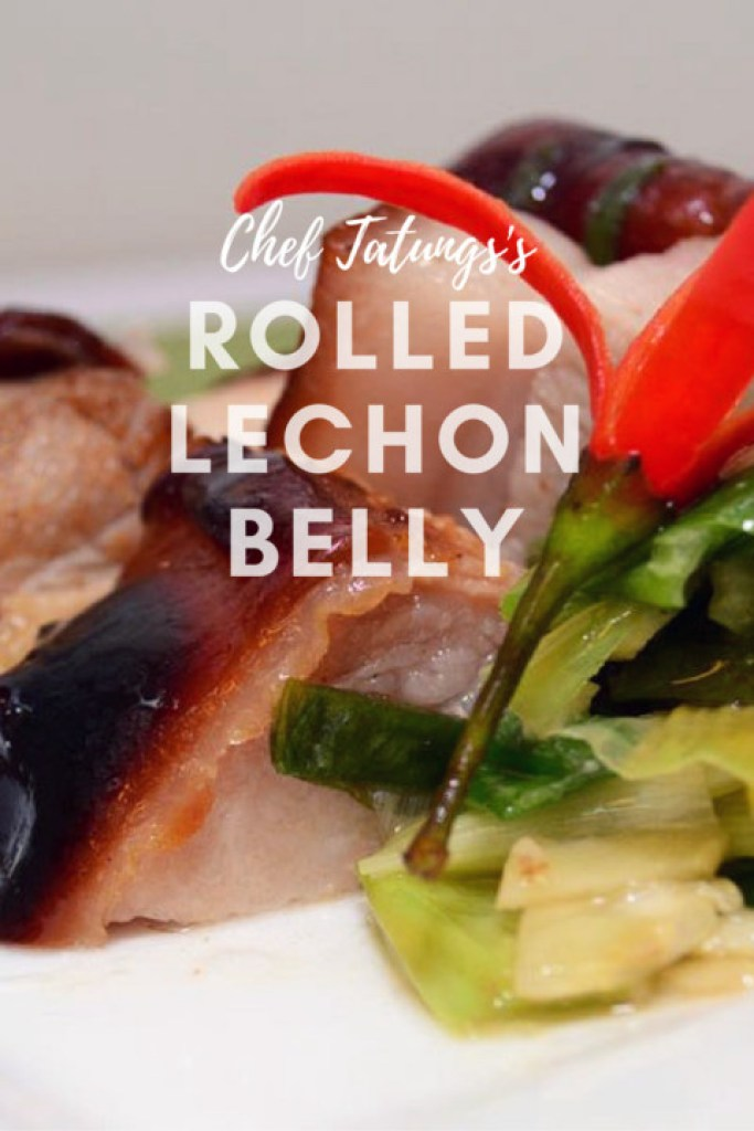 Chef tatungs Recipe for Lechon Belly -Relax lang Mom Filipino Food Blog and Recipes