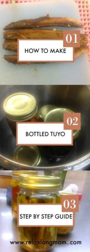 Gourmet Tuyo Step by Step Guide