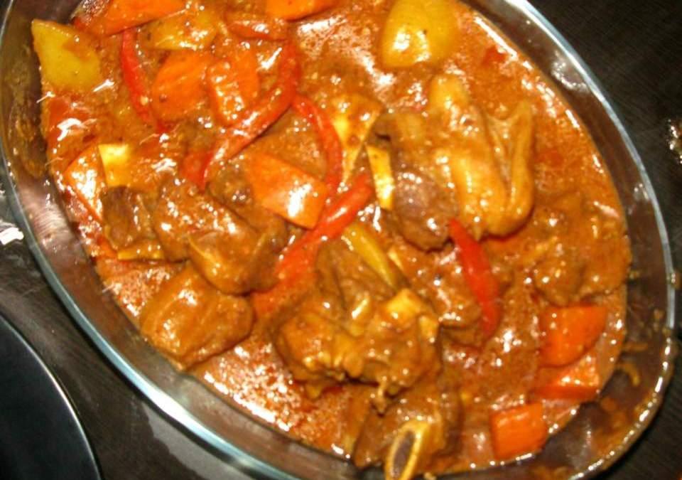 Slow Cooked Beef Caldereta Recipe