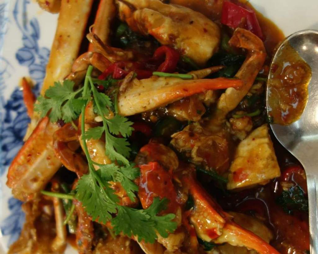 Chilli Crab Recipe Filipino Style - Relax lang Mom Filipino Food Blog