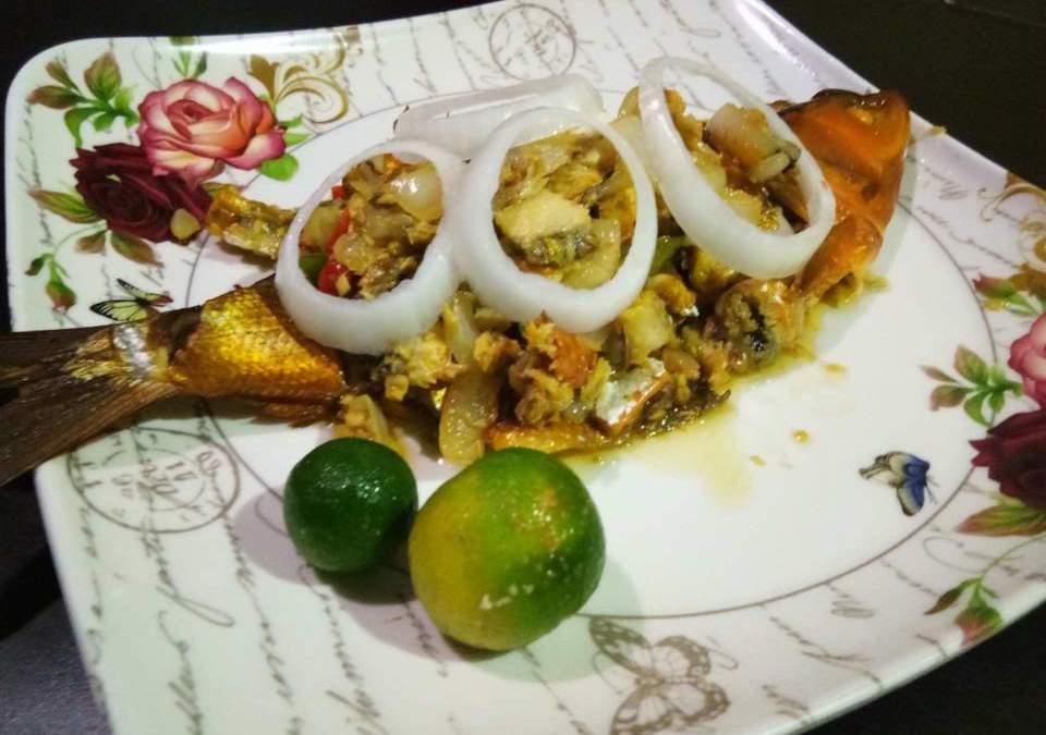 Tinapang Sisig Bangus Recipe