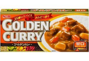 japanese beef curry recipe golden curry